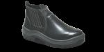 6.2274 - Botina Canavieira - Solado Bidensidade Protefort - Vaqueta - Biqueira Aço - Preto