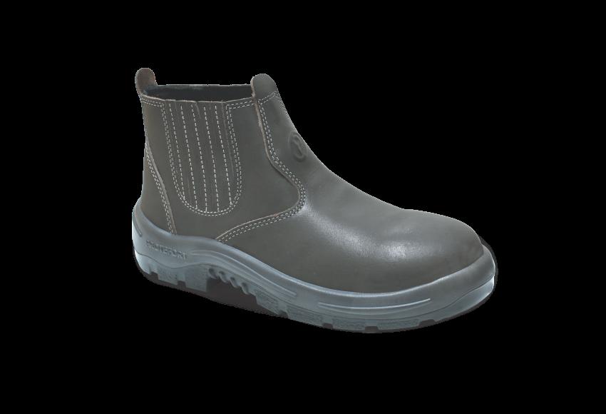 Botina New Boot Latego Marrom