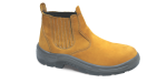Botina New Boot Nobuck Milho