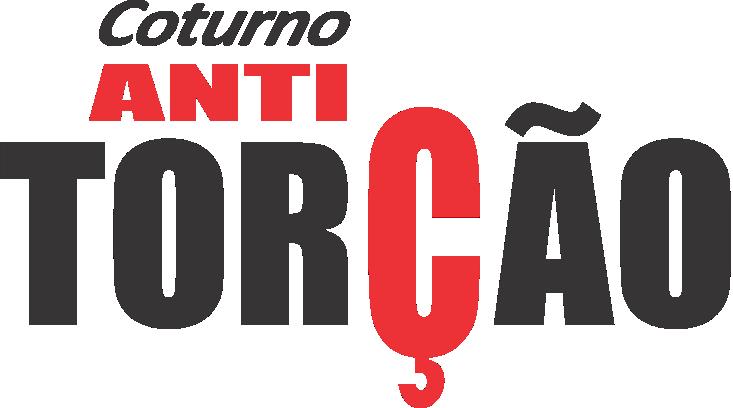 Logotipo Coturno Anti Torção