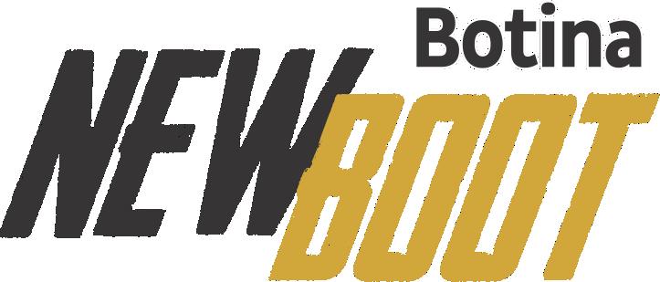 Logotipo Botina New Boot