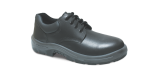 Sapato Cadarço Liso Preto