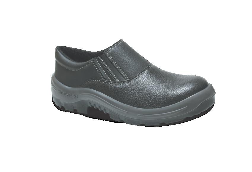200a58d3c Sapato Elástico Básico - Protefort Calçados de Segurança | Botinas ...