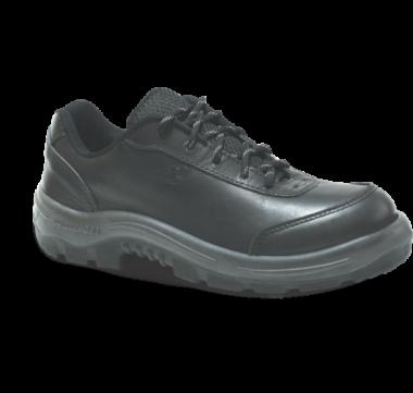 5.3554 - Tênis Runner - Solado Bidensidade Protefort Premium - Látego - Biqueira Termoplástica - Preto